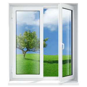 keeping windows clean increases natural light in you home