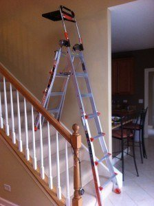 Little-Giant-ladder-side-stair