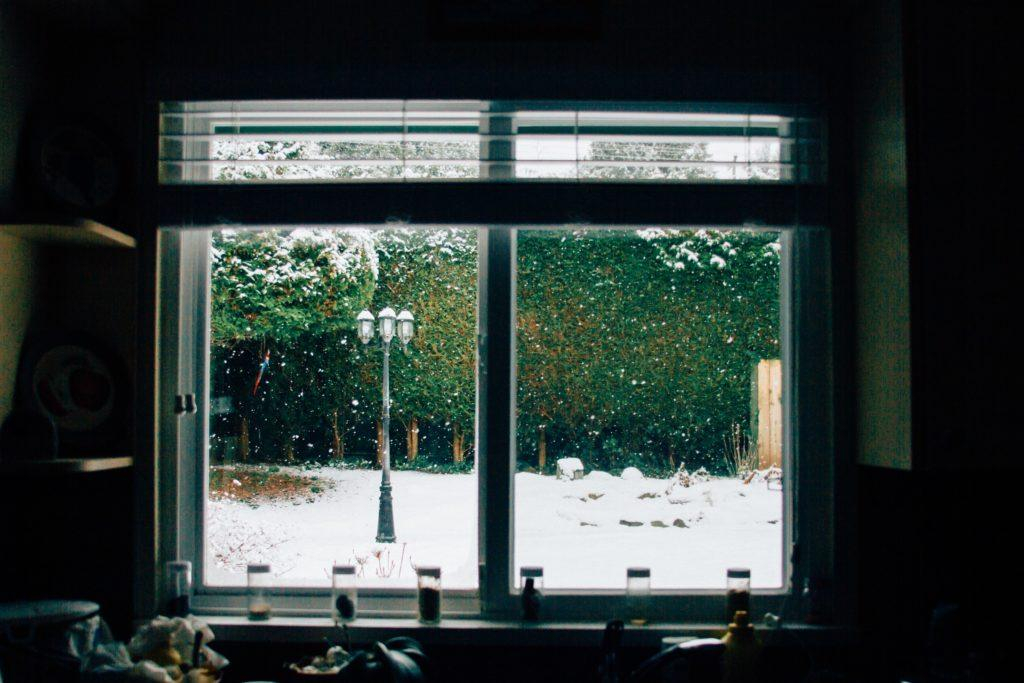 Winter Window Insulation